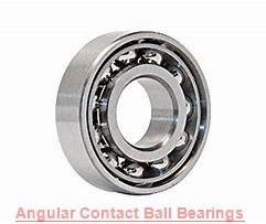 60 mm x 110 mm x 36.5 mm  SKF 3212 A  Angular Contact Ball Bearings