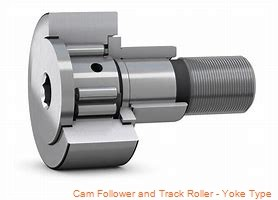 MCGILL CCYR 2 S BULK  Cam Follower and Track Roller - Yoke Type