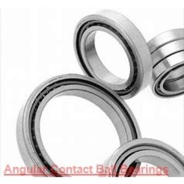 1.378 Inch | 35 Millimeter x 3.15 Inch | 80 Millimeter x 1.374 Inch | 34.9 Millimeter  EBC 5307 2RS  Angular Contact Ball Bearings