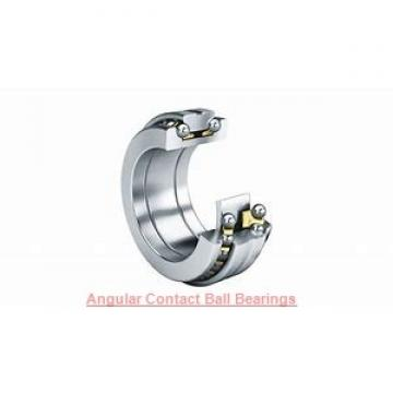 17 mm x 40 mm x 12 mm  FAG 7203-B-TVP  Angular Contact Ball Bearings
