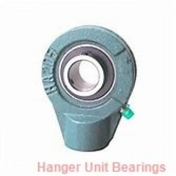 AMI MUCHPL207RFB  Hanger Unit Bearings
