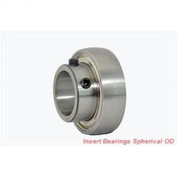28,575 mm x 62 mm x 23,83 mm  TIMKEN GRA102RRB  Insert Bearings Spherical OD