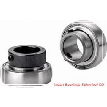 SEALMASTER 5206  Insert Bearings Spherical OD