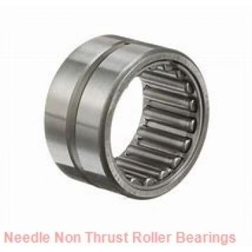 1.102 Inch | 28 Millimeter x 1.339 Inch | 34 Millimeter x 0.787 Inch | 20 Millimeter  CONSOLIDATED BEARING K-28 X 34 X 20  Needle Non Thrust Roller Bearings