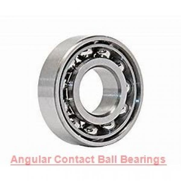 FAG 3208-BD-2HRS  Angular Contact Ball Bearings #1 image